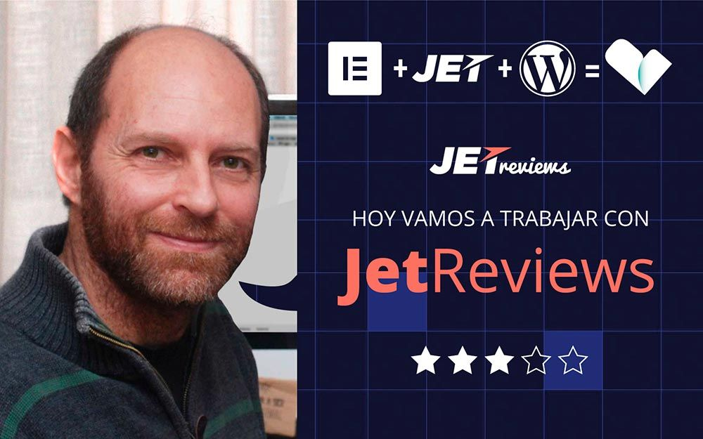 Tutorial web con crocoblock y jet reviews para elementor